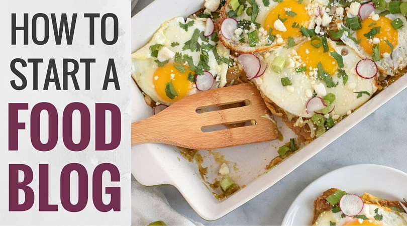 Starting your own food blog can be intimidating, but it doesn't have to be. Below is an easy step-by-step guide on how to start a food blog in no time.