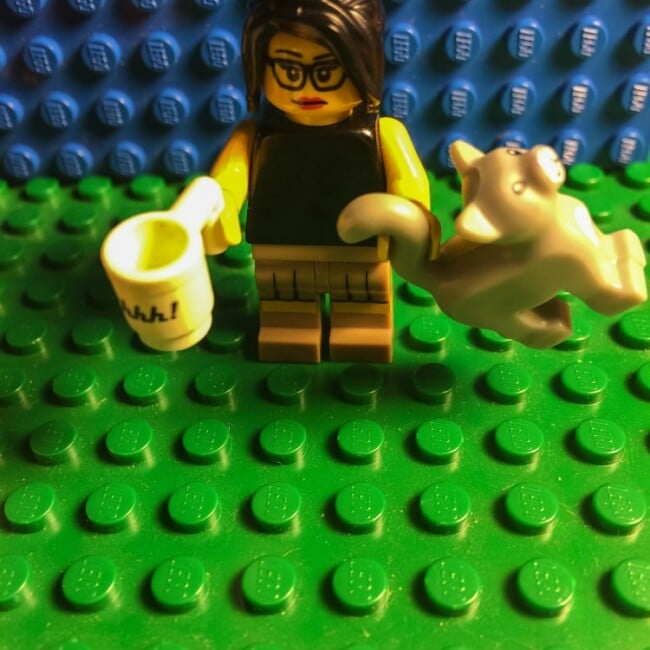 Tuesday Things - Lego Isabel