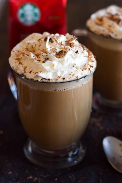 Mexican Tres Leches Coffee
