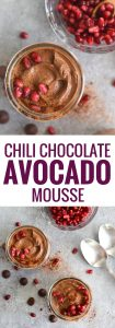 pin for chili chocolate avocado mousse