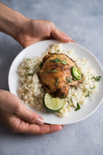 Easy Baked Mexican Chicken