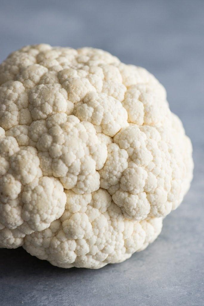 How to make cauliflower rice.