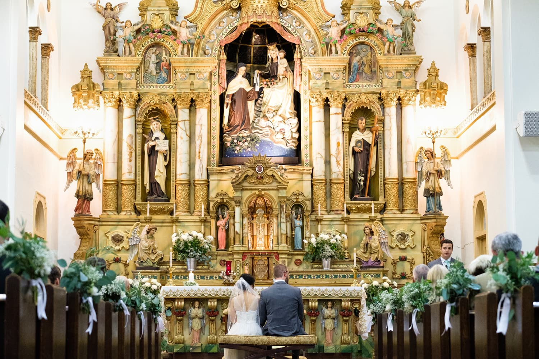 Little Flower Catholic Church in Oklahoma City // Photo by Leia Smethurst
