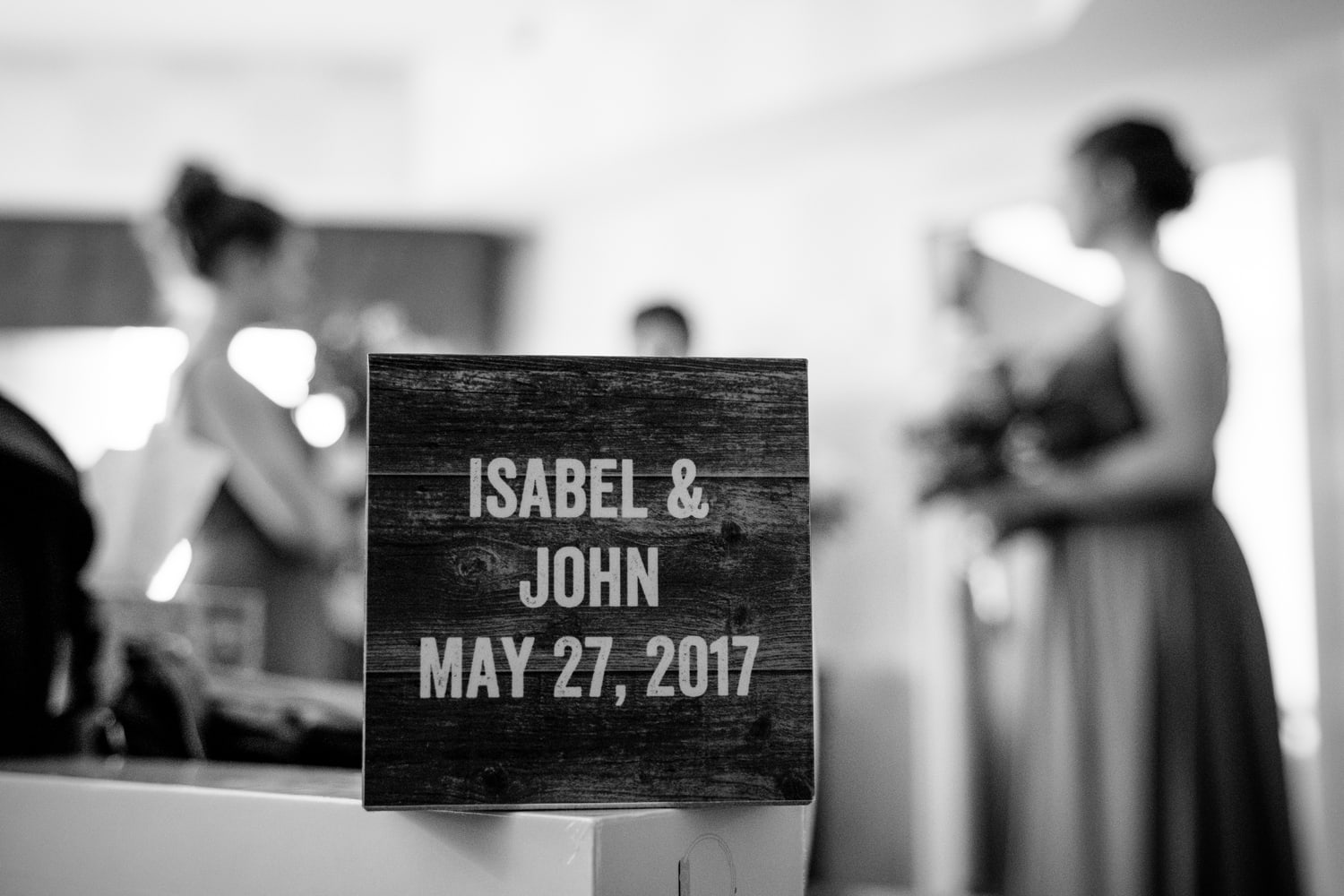 Isabel and John - May 27, 2017 // Photo by Leia Smethurst