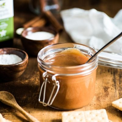 Authentic Homemade Dulce de Leche