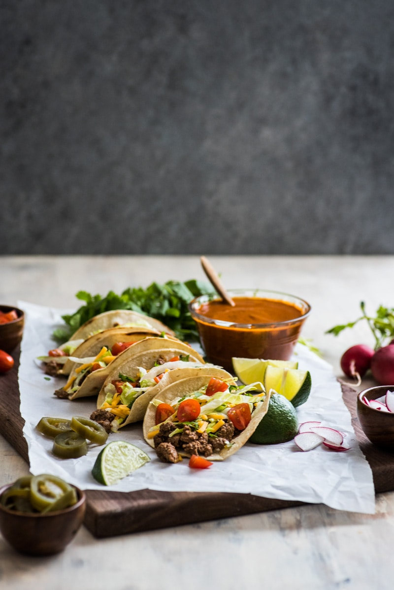 Taco recipes easy ground beef