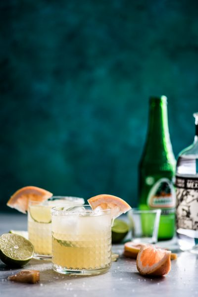 Mexican Paloma Cocktail