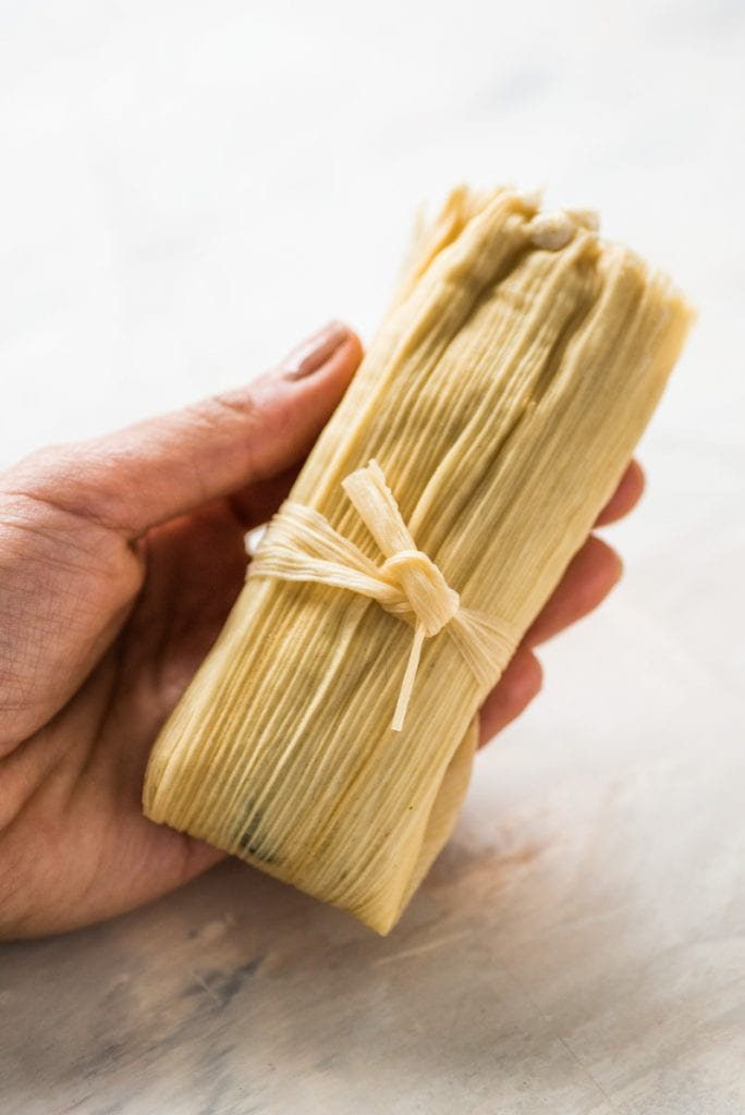 Classic Mexican Tamale