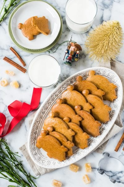 Marranitos (Mexican Gingerbread Pigs)