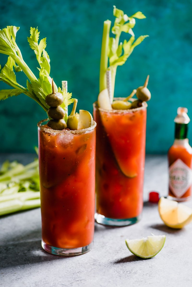Mexican Bloody Maria Isabel Eats