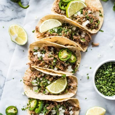 Slow Cooker Pork Carnitas Recipe