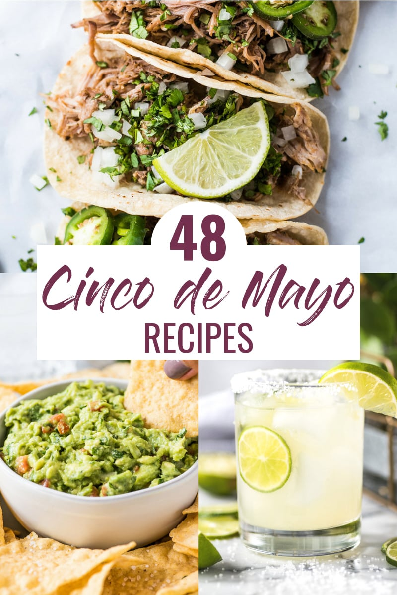 Cinco de mayo recipes isabel eats easy mexican recipes this list of the best cinco de mayo food and recipes brings you everything you need forumfinder Gallery