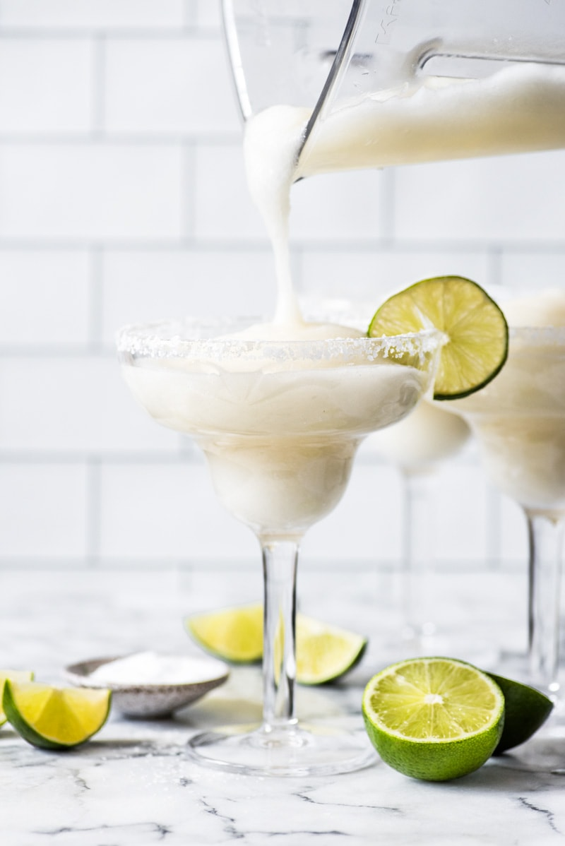 Frozen Margarita Recipe Isabel Eats