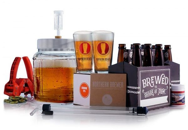Northern Brewer Beer Brewing Kit