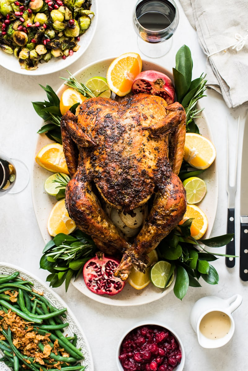 Chipotle Citrus Thanksgiving Turkey Recipe Isabel Eats