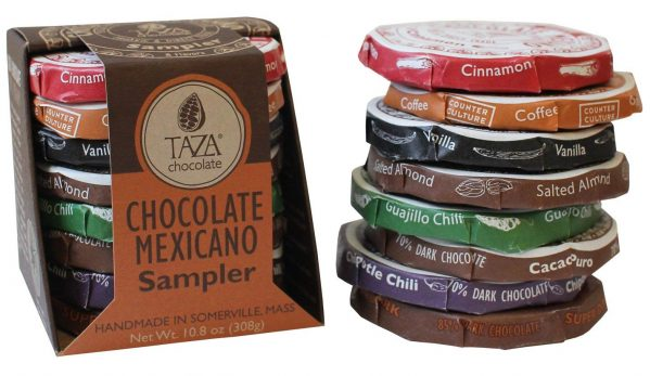 Taza Mexican Chocolate Sampler