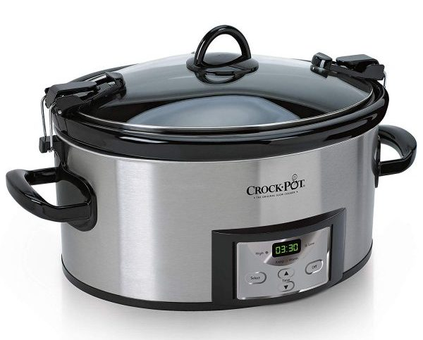 Programmable Slow Cooker from Crock Pot