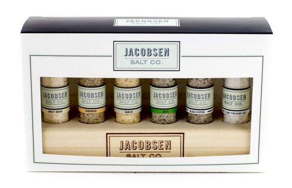 Jacobsen Salt Co. salt sampler
