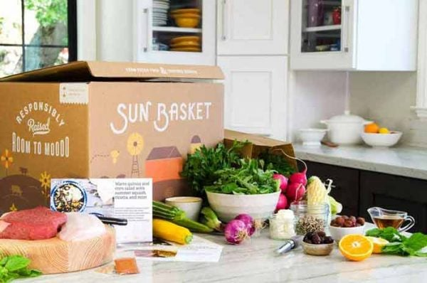 Sun Basket Subscription
