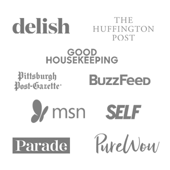 Isabel Eats has been featured in The Huffington Post, Good Housekeeping, Pittsburgh Post-Gazette, Self, Parade and more.