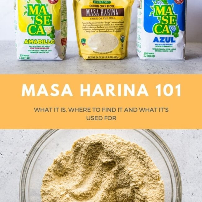 What is masa harina, where to find it and what to do with it.