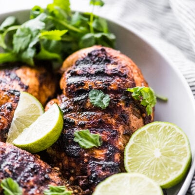 Mexican chicken marinade grilled chicken