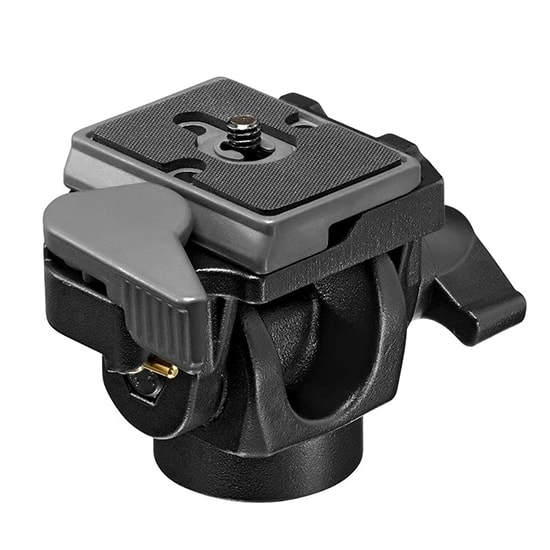 Camera head for c-stand