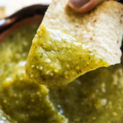 Authentic Salsa Verde