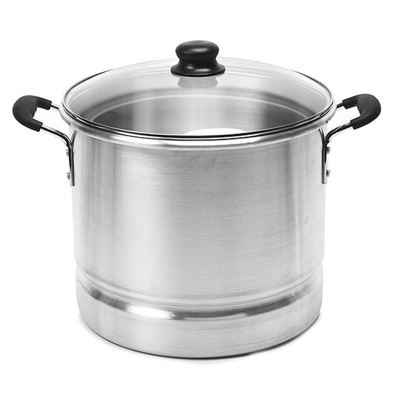 Tamale steamer pot
