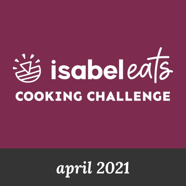 April Cooking Challenge