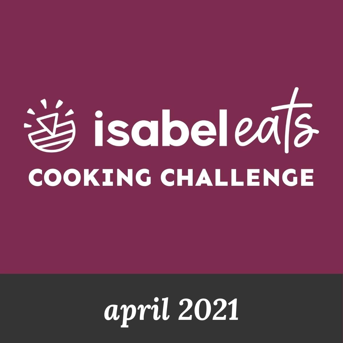 April Cooking Challenge