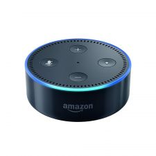 Amazon Echo Dot - $50 // Holiday Gift Guide Under $100