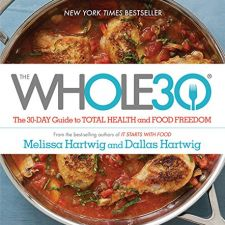 The Whole 30 - $18 // Holiday Gift Guide Under $100